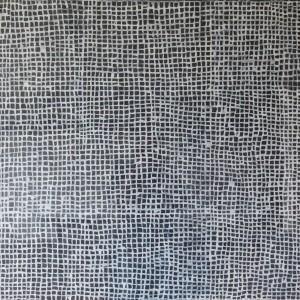 Netzwerk Grau (100 cm x 100 cm)