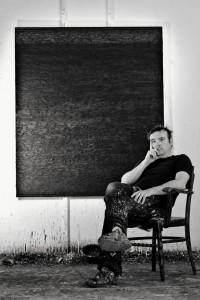 Roland Radenz Atelier (Foto by Felix Groteloh)